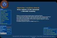 Algorytmy i struktury danych ver. 2.0